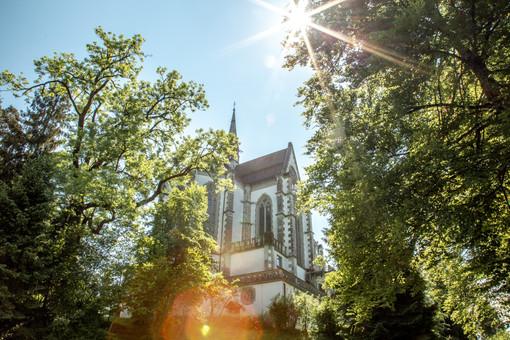 Hochzeit im Kloster Sacre Coer in Bregenz Riedenburg