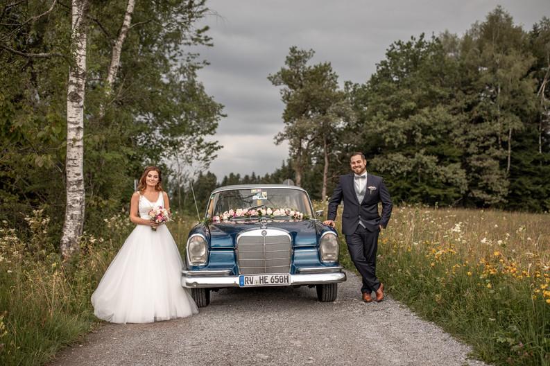 brautpaar ist bereit um endlich zu heiraten