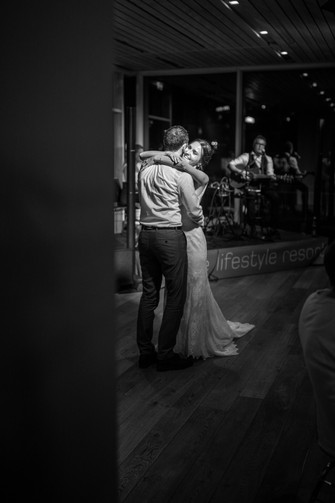 romatic first dance