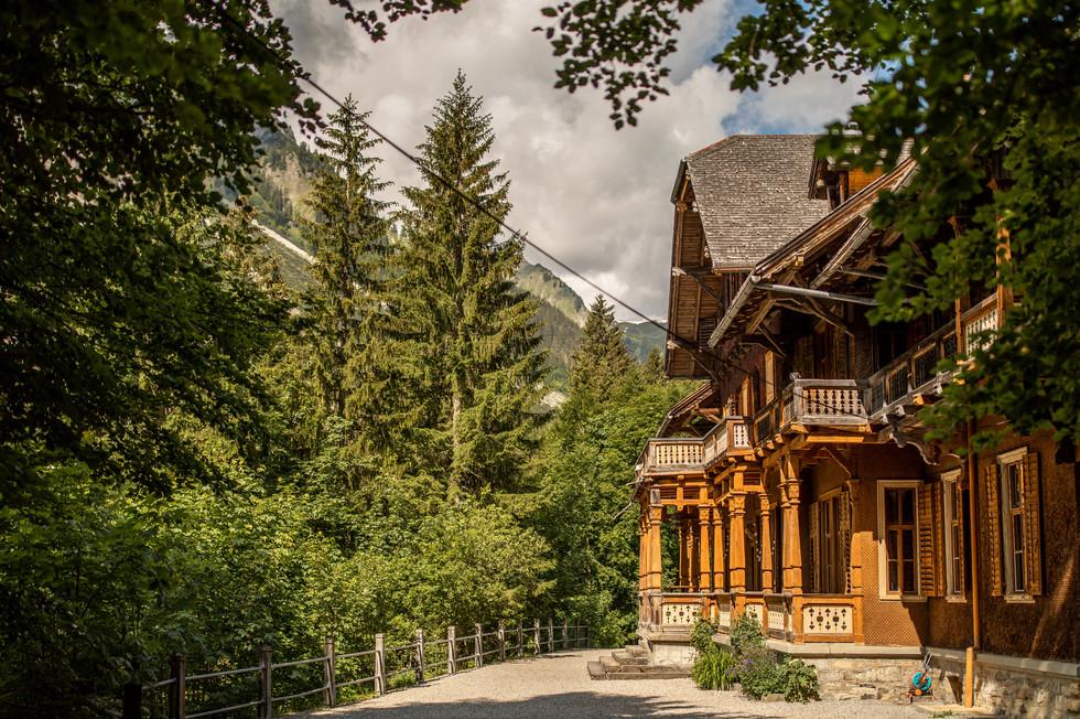 Villa Maund eine schöne Hochzeitslocation im Bregenzerwald, Vorarlberg