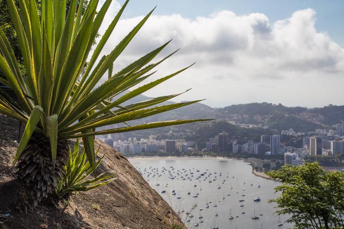 Aussicht vom Zuckerhut - Brasilien