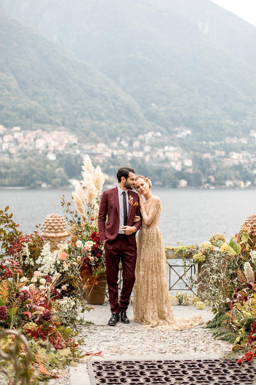 Hochzeitsfotograf Italien