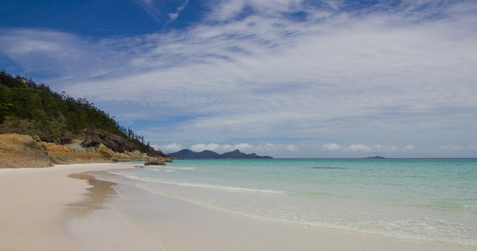 White Heaven Beach - Australien