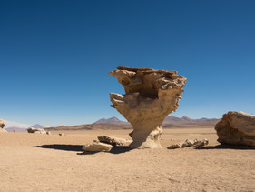 Stone Rock - Atacama Wüste - Bolivien