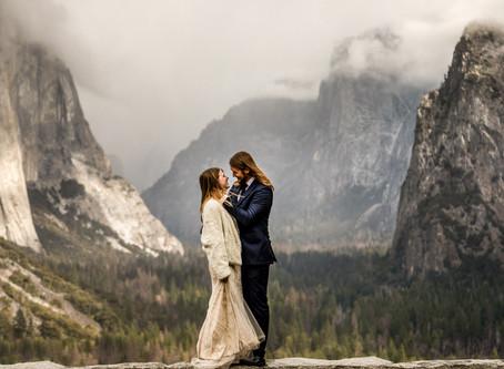 Yosemite Nationalpark Elopement