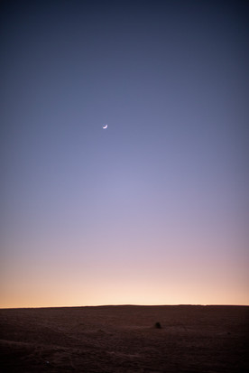 dawn in the Sahara desert | Travel and Landscape Photography in Morocco Africa || Bohoray - Adventure Elopement and Wedding Photographer - Victoria Ruef || www.bohoray.com