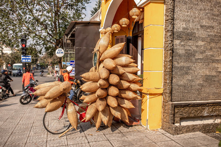 Special Streets from Hoi An in Vietnam
