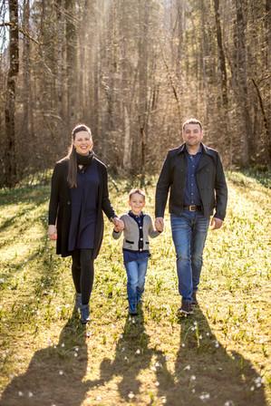 Familienshooting im Bregenzerwald