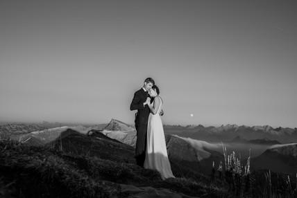 Zeitlose und authentische Hochzeitsfotos von Victoria Ruef & Fabian Willi