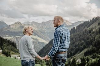 Paarshooting Bregenzerwald Vorarlberg