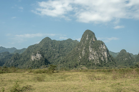 Phong Na Ke Bang Nationalpark in Vietnam