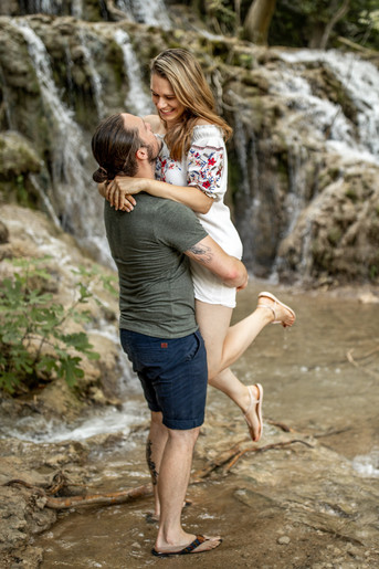 special couple photos in the krka nationalpark croatia