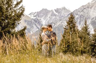 Verlobungsfotografen am Arlberg / Österreich