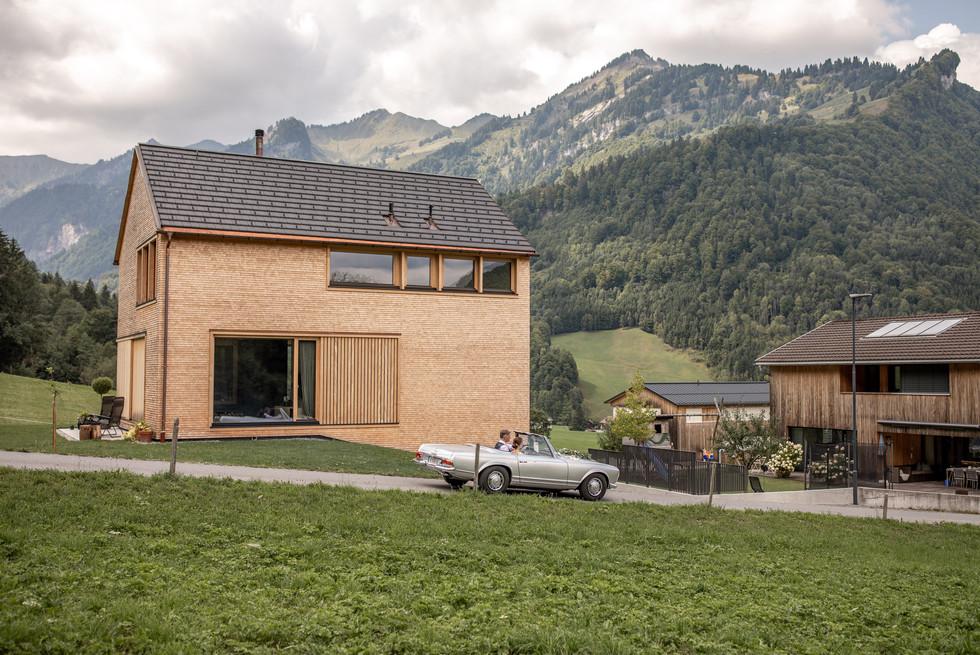 Hochzeit in Mellau im Bregenzerwald