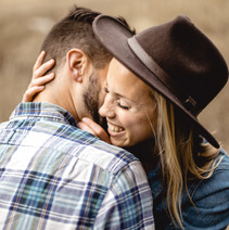 Verlobungsfotos im Yosemite Nationalpark in Kalifornien