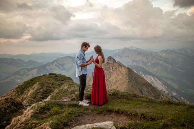 Elopement Photography in Vorarlberg Austria