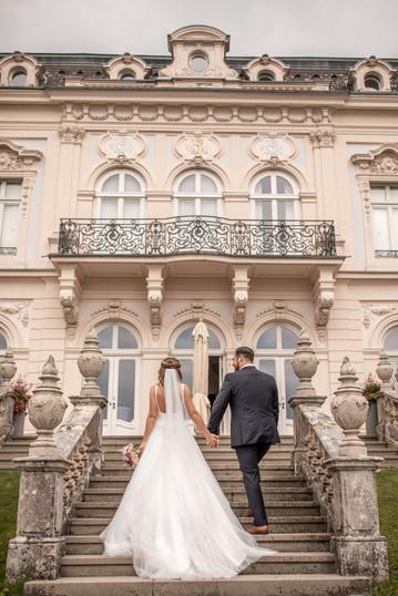 hochzeit in der villa raczynski - ein besonderer ort für die trauung in vorarlberg in österreich