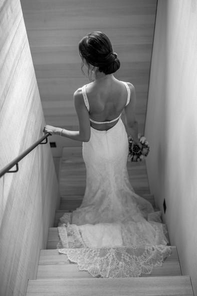 Der Hochzeitstag startet