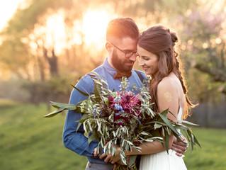 Boho Hochzeitsinspiration