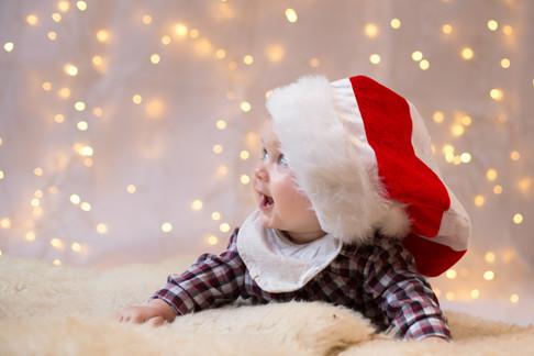 Weihnachtsfotos Kinder
