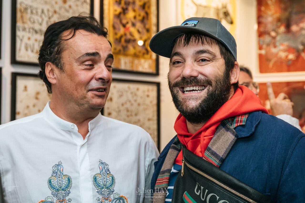 Olivier Aloin & Richard Delassus