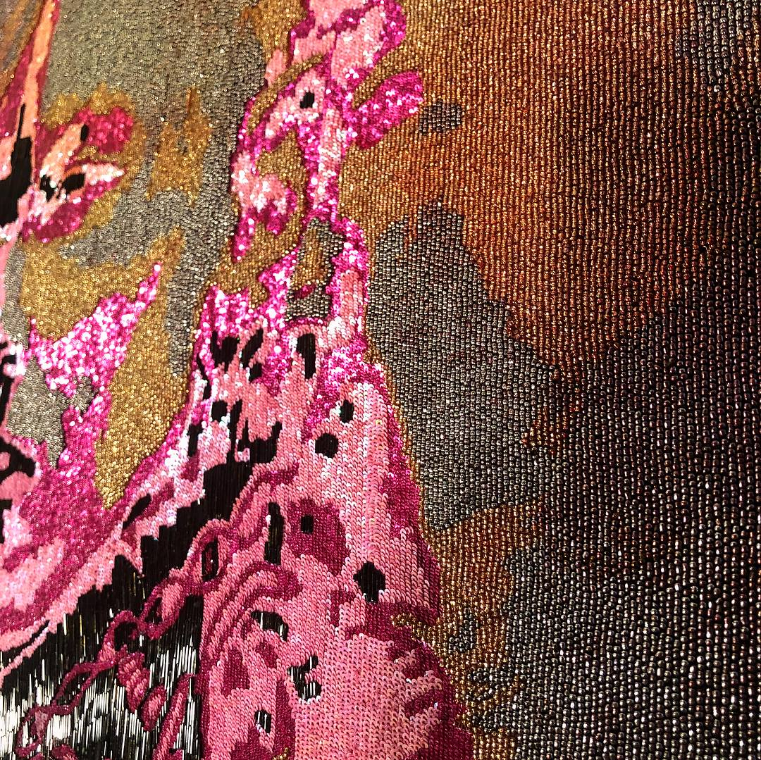 Embroidery (detail)