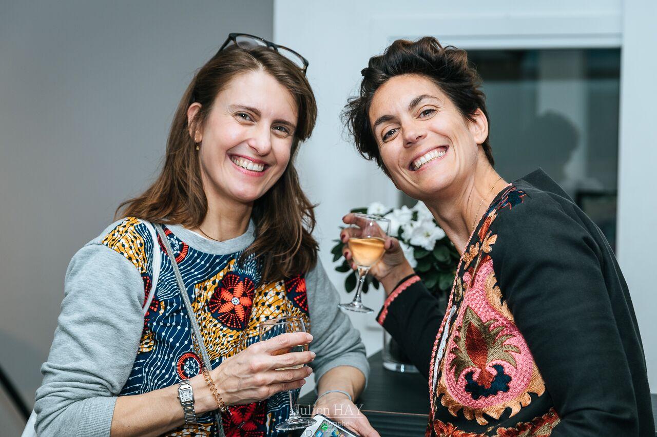 Marie DeLabarre & Pénélope Virag