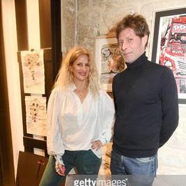 Vanessa Virag & Kyra Etskoy