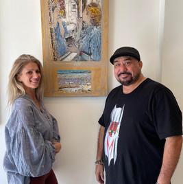 Vanessa Virag & Orlando (O Gallery)