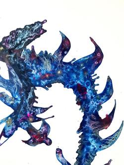 Dragons (detail)