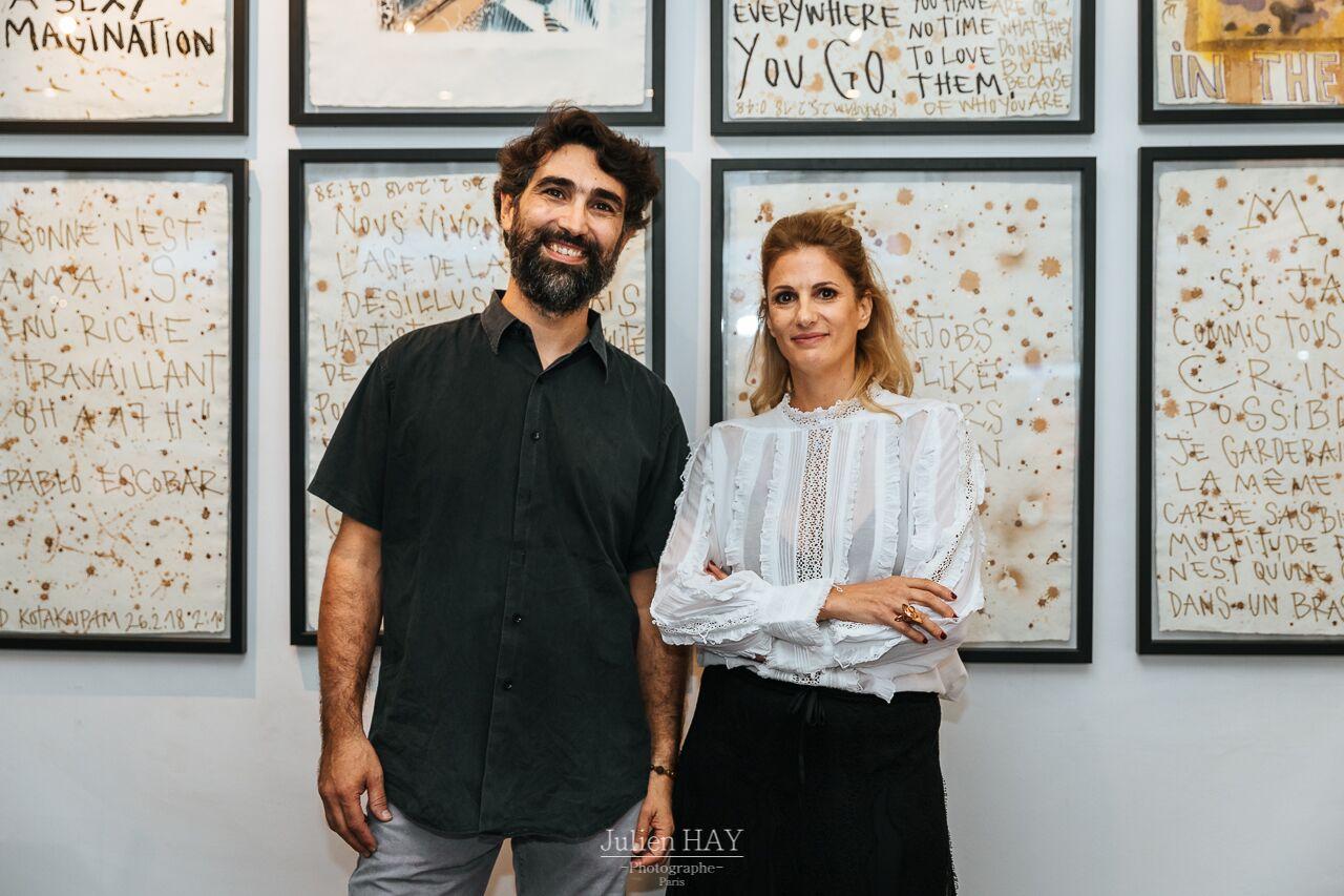 Artiste Ouvrier & Vanessa Virag