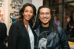 Justine Vidal & Neo Tony Lee