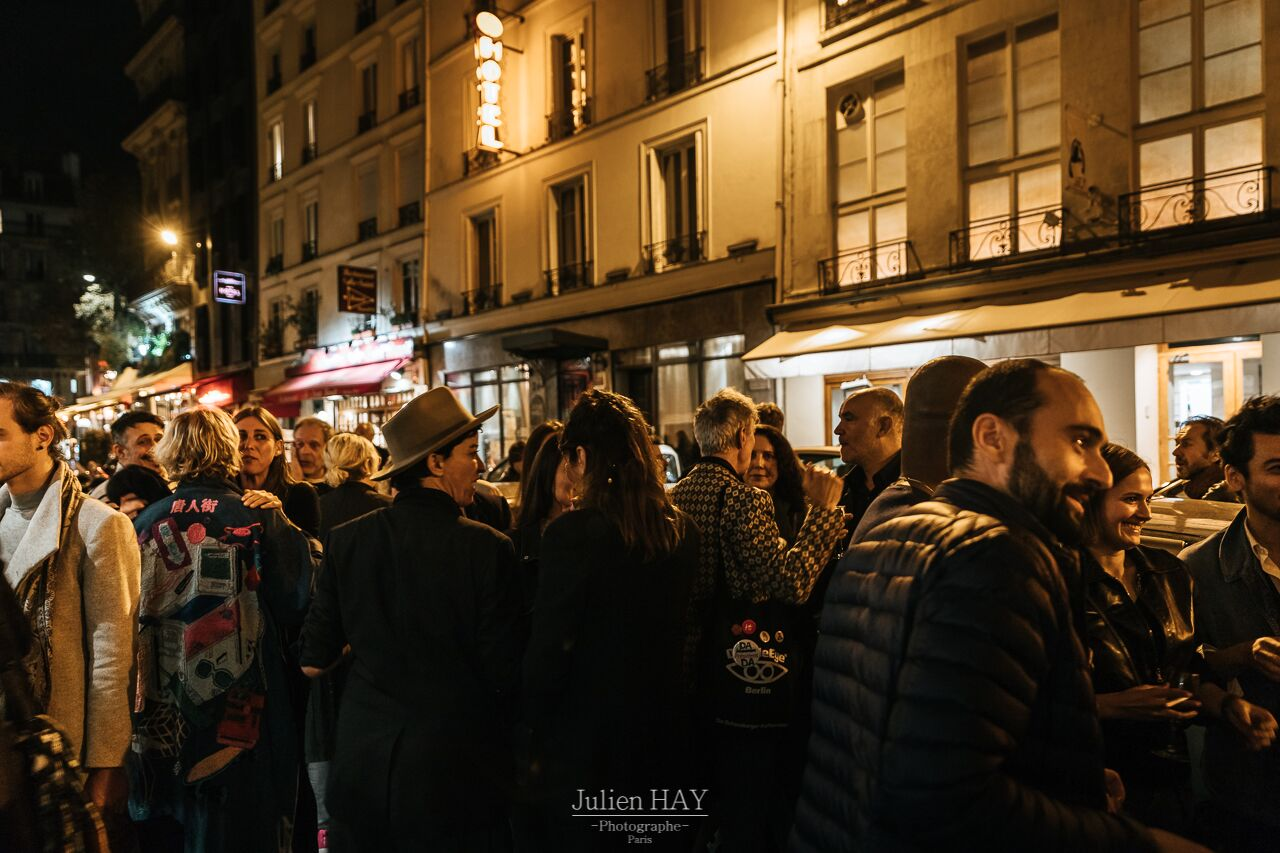 Rue Saint Benoit