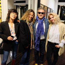 Nathalie Ziegler, Aurèle Lostdog & Vanessa Virag
