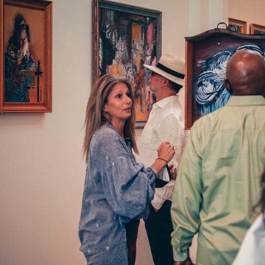 Vanessa Virag - Curator
