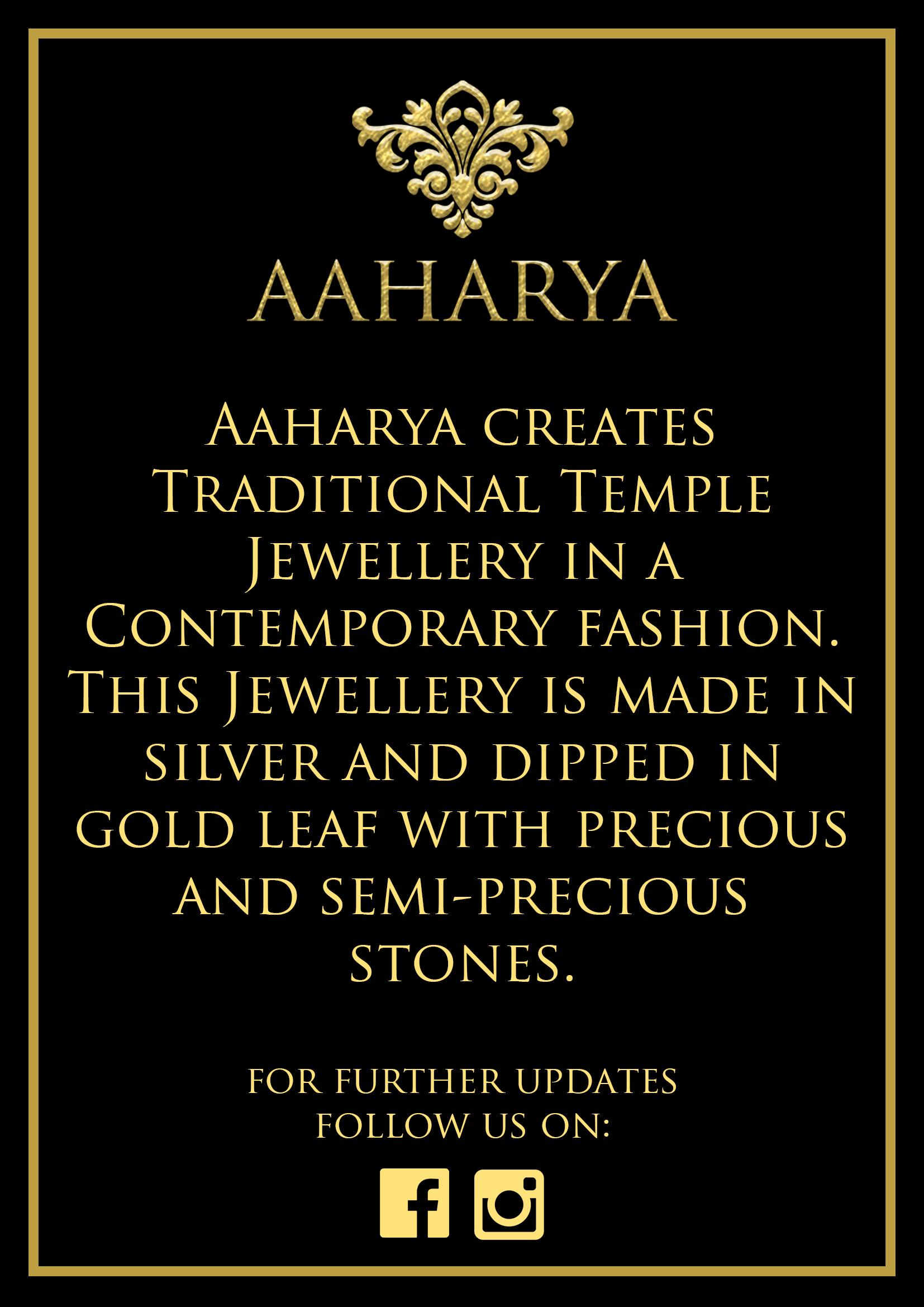 AAHARYA A4