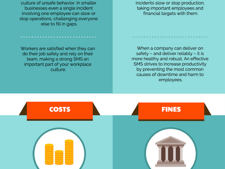 Infographic - 4 Words to Include in Your Business Case  For a SMS