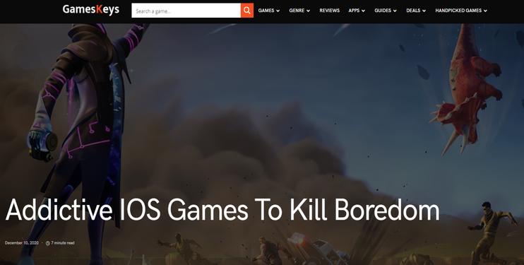 GamesKeys
