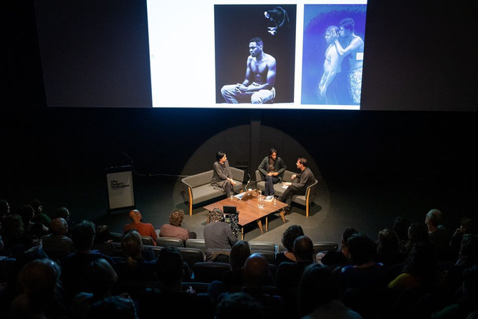 In conversation with Murdoch Stephens & Behrouz Boochani, City Gallery Wellington in association