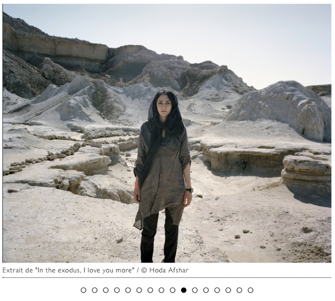 Interview and Feature on Fisheye, the Online Journal of Photography