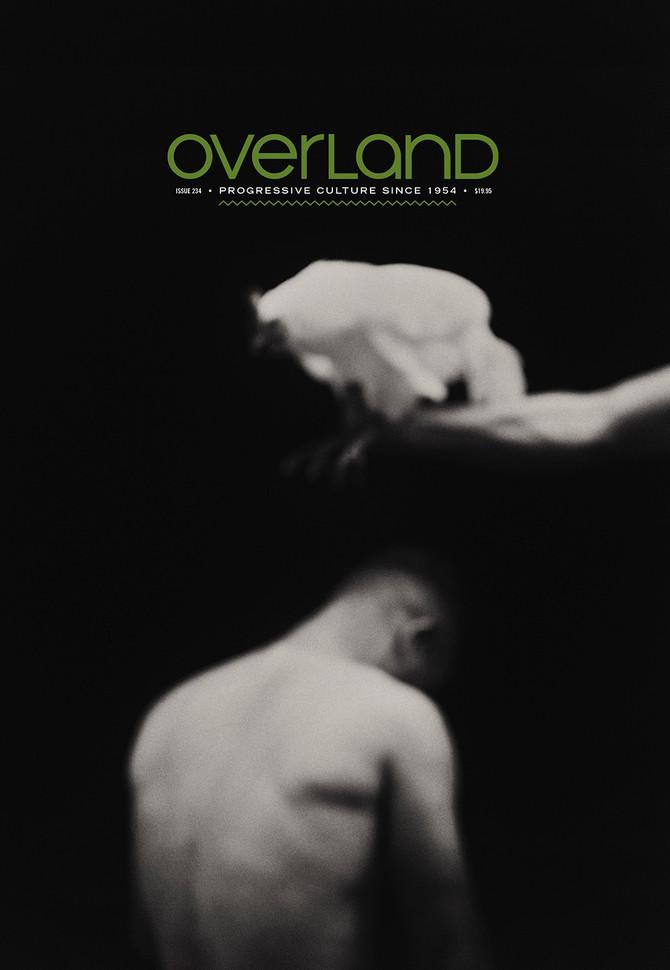 Guest Artist for Overland Magazine Issue 234 Autumn 2019