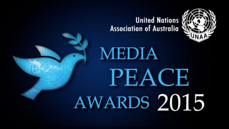 Appointed as one of the judges of United Nations Association of Australia Media Peace Awards