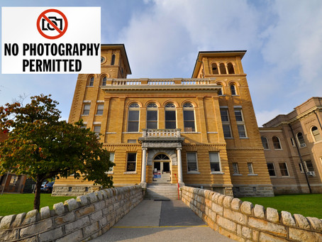 Photographer labeled a terrorist for taking photos of Historical Court House Wise Va.