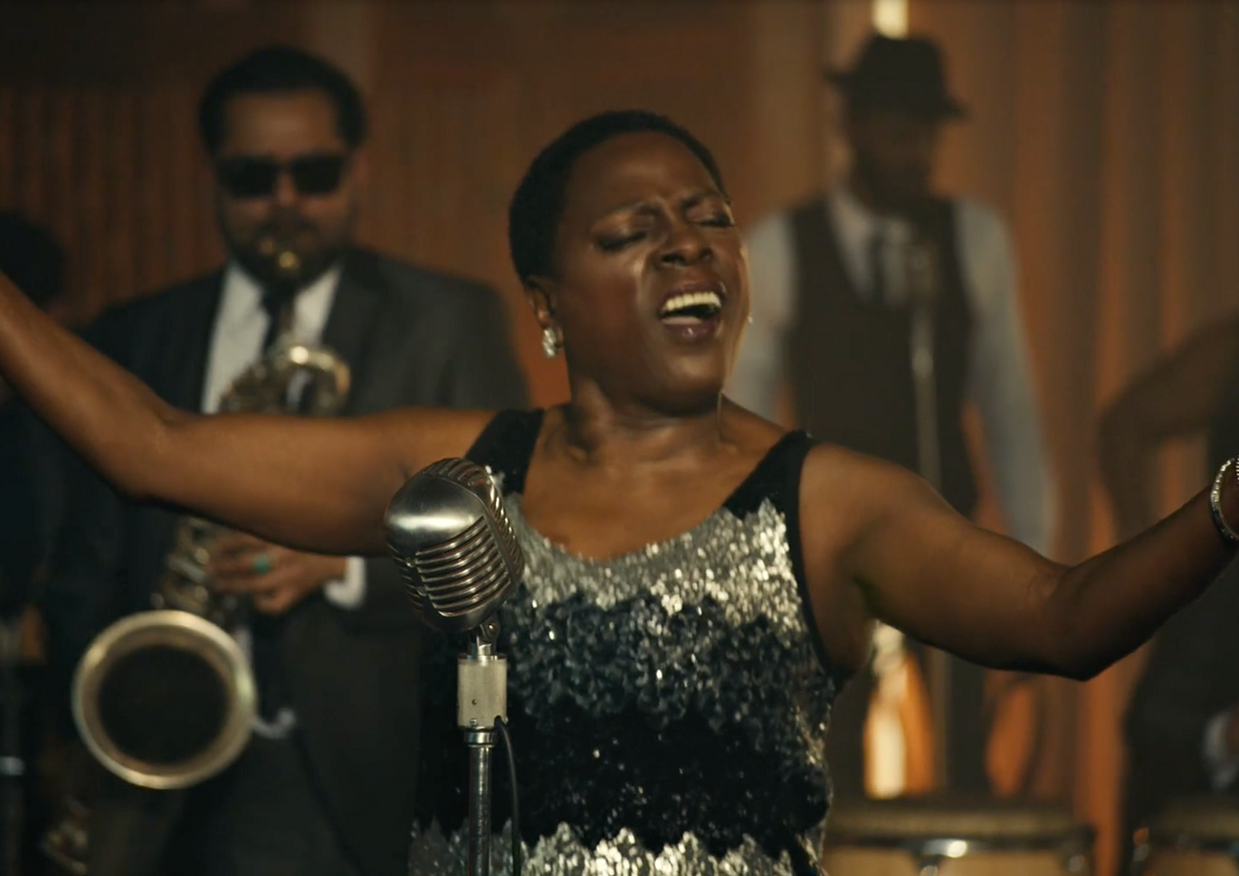 "Lincoln MKZ ""Midnight Rider"" feat. Sharon Jones and The Dap Kings"