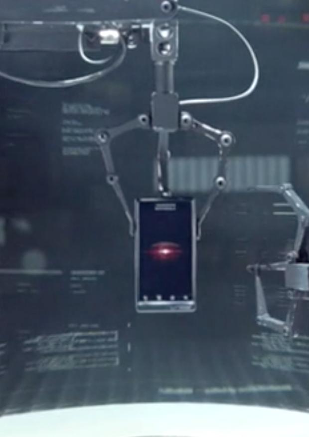 Verizon/Motorola/Google Droid Campaigns