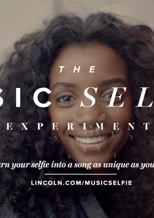 "Lincoln Motors ""Music Selfie Experiment"""