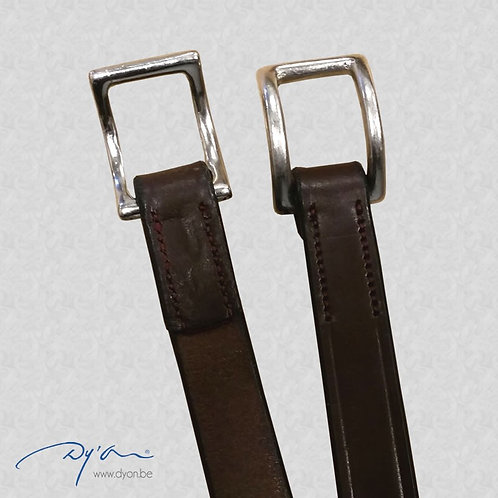 Dy'on New English Monkey Buckle Rein