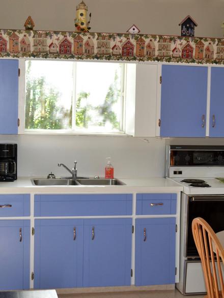 Chell's Retreat Kitchen