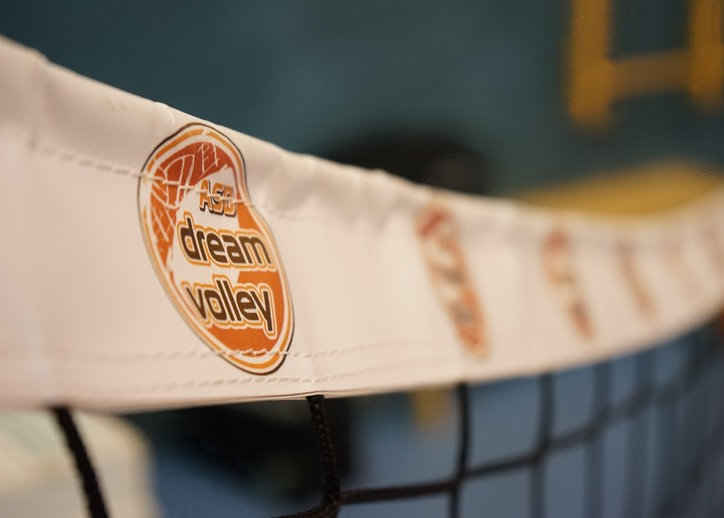 Rete dream volley.jpg