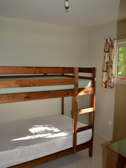 Chell's Retreat Bunk Beds